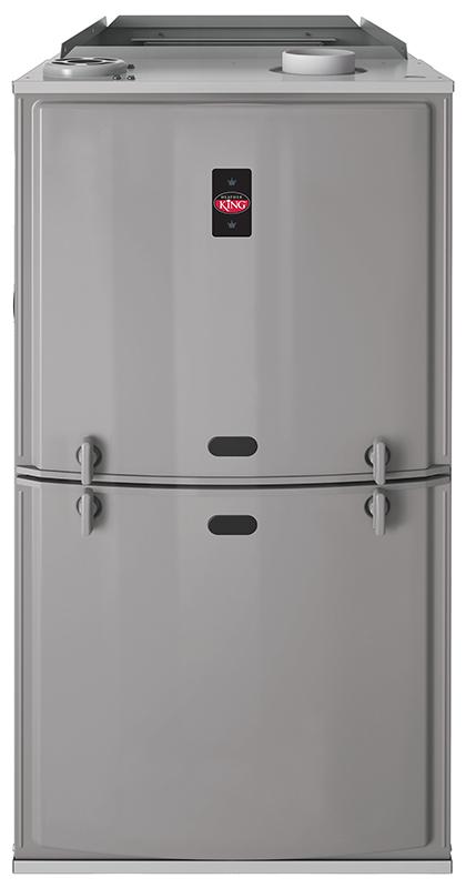 Ultra Low NOx 80% AFUE Upflow/Horizontal Gas Furnace (W801T)