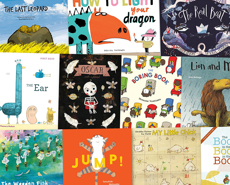 In Translation: The Marvelous Translated Picture Books of 2019 (So Far)