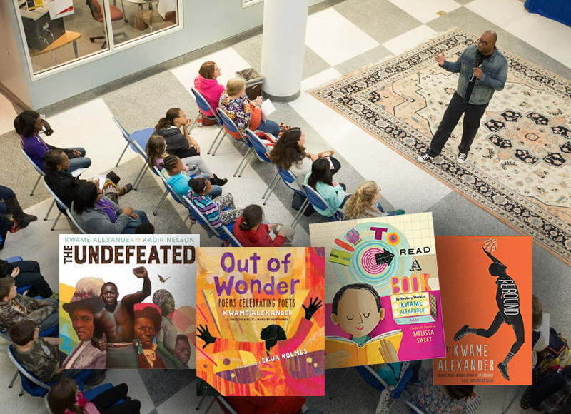 Wonder, Words, and Wisdom: Teaching with the Works of Kwame Alexander