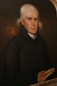 Bishop Asbury portrait