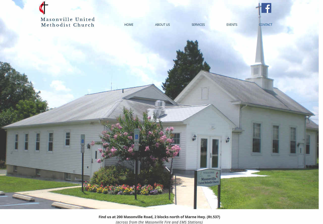 Masonville Rancocas United Methodist Church (Mount Laurel, NJ