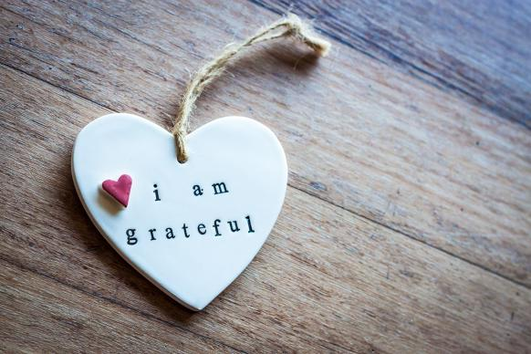 Being thankful reaps health benefits as well as spiritual ones.  Photo by Carl Attard, Pexels.com.
