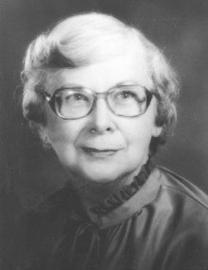 Marjorie Swank Matthews, first woman bishop of The United Methodist Church, 1980. Photo courtesy Archives and History.