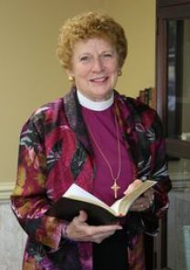 Retired Bishop Jane Allen Middleton. Photo courtesy the New York Conference of The United Methodist Church.