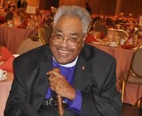 Photo of United Methodist Bishop Forrest Stith. Photo courtesy of  the Baltimore-Washington Conference.