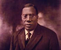 Image of the Rev. Charles Albert Tindley. Courtesy of Tindley Temple United Methodist Church, Philadelphia, PA.