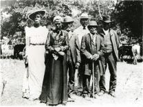 Juneteenth day celebration in Texas. Dates June 19, 1900. Austin History Center, Austin Public Library. Photo courtesy Wikimedia Commons.