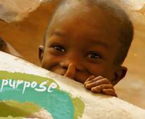 Video image from Lenten video courtesy of Imagine No Malaria.