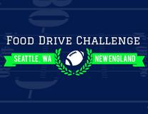 Food drive logo courtesy of the Pacific Northwest Conference of The United Methodist Church.