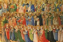 The Forerunners of Christ with Saints and Martyrs by Fra Angelico (15th Century), National Gallery, London. Photo courtesy of Wikimedia Commons.