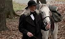 Gospel music artist Guy Penrod portrays a circuit rider. Photo courtesy of Gaither Music.
