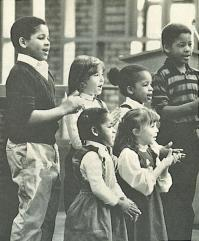 The children of the Rev. Shirley Renee Moon Franklin learned to sing in church, just like their mom.