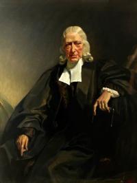 The elder Wesley.
