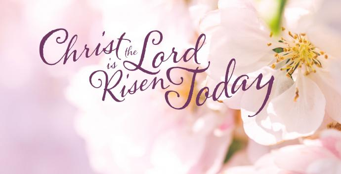 "Charles Wesley's ""Christ the Lord Is Risen Today"" is sung in church of many denominations on Easter Sunday. Image by Kathryn Price, United Methodist Communications."