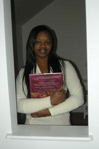 Tykia McGriff benefited greatly from Dr. Armstrong's class.