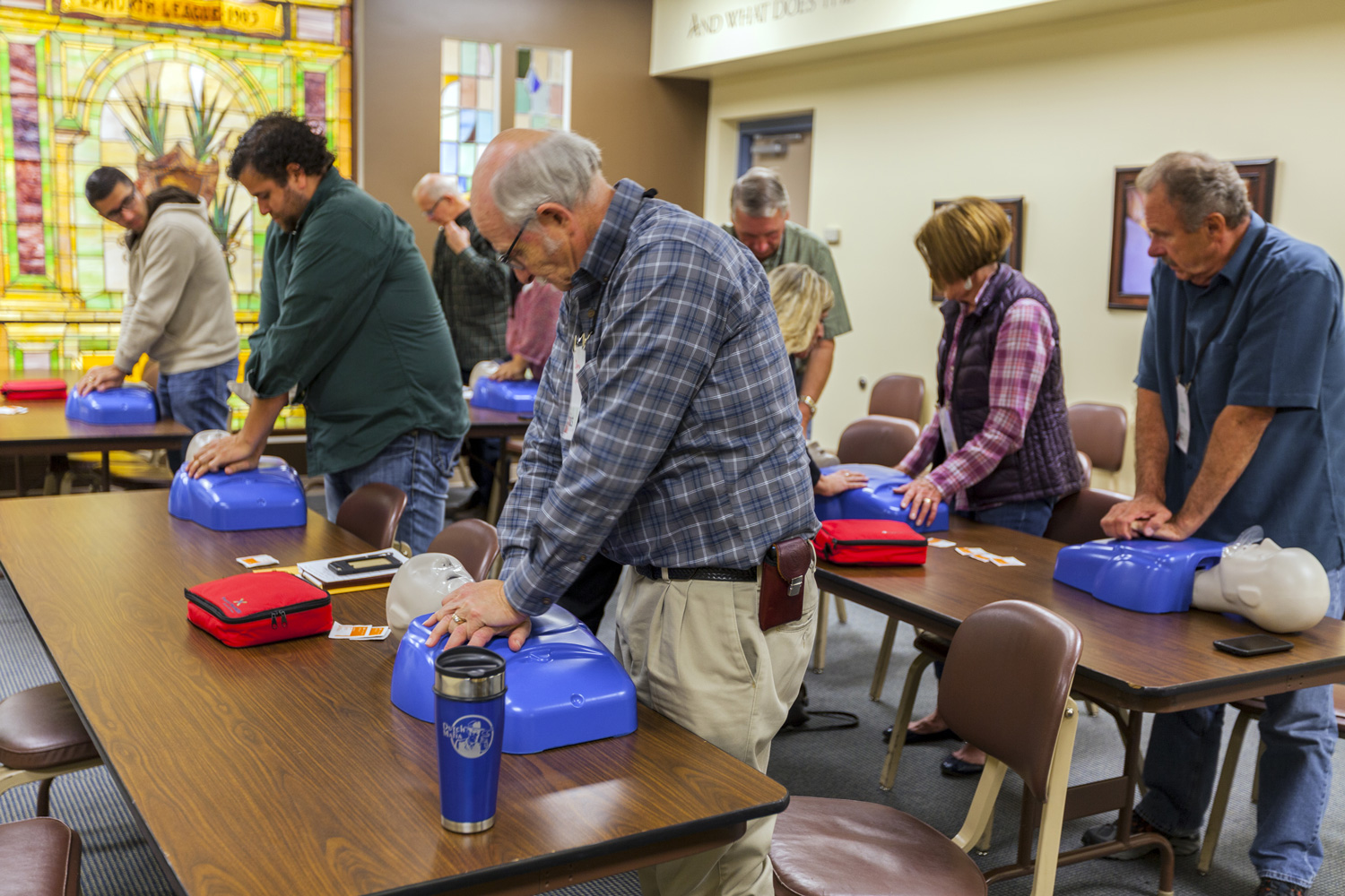 CPR classes are important training for those who wish to keep others safe.