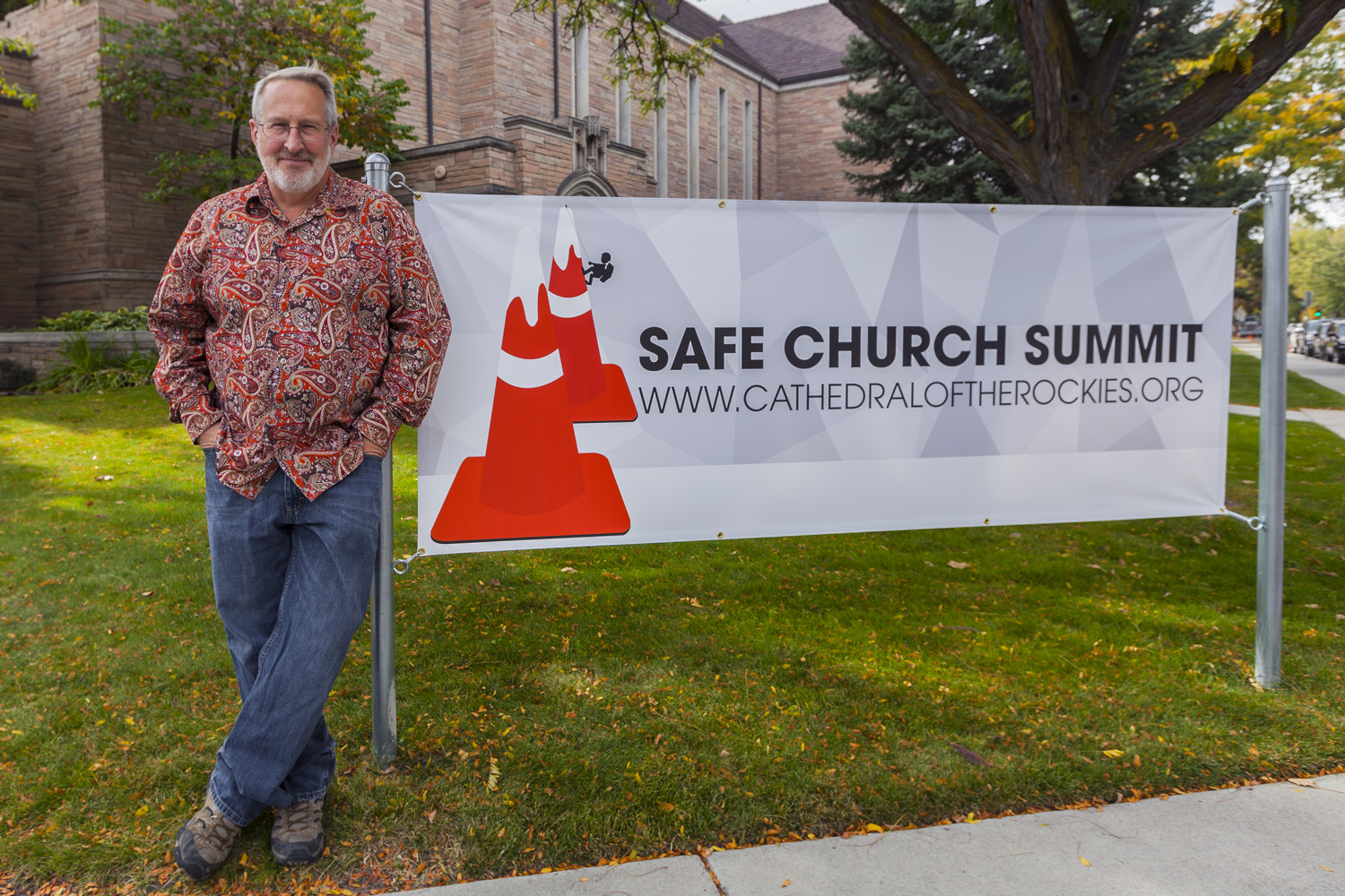 Cathedral of the Rockies, a United Methodist congregation, offers the Safe Church Summit.