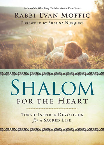 Shalom for the Heart: Torah-Inspired Devotions for a Sacred Life by Rabbi Evan Moffic