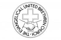 Logo of the Evangelical United Brethren Church. Courtesy of the United Methodist General Commission on Archives and History.
