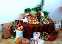 Macdenoia - Thanksgiving Altar