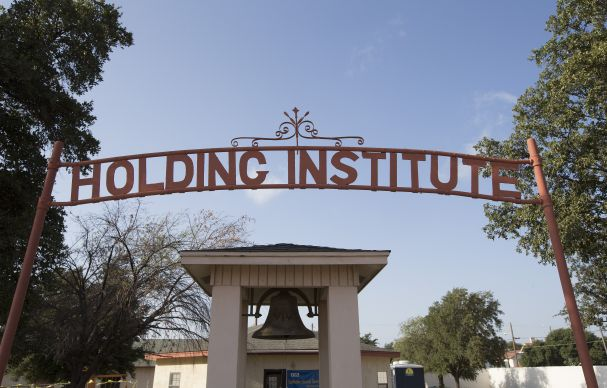 The Holding Institute in Laredo, Texas, is a United Methodist Women National Mission Institution. Photo by Mike DuBose, UMNS.