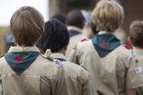 As of 2012, 6,700 United Methodist church congregations were involved in the Boy Scouts of America program. A UMNS photo by Mike DuBose.