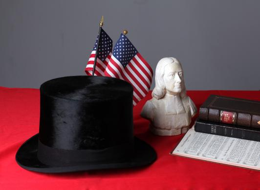 Several U.S. presidents had ties to   what is now The United Methodist Church.  Photo illustration by Kathleen Barry.
