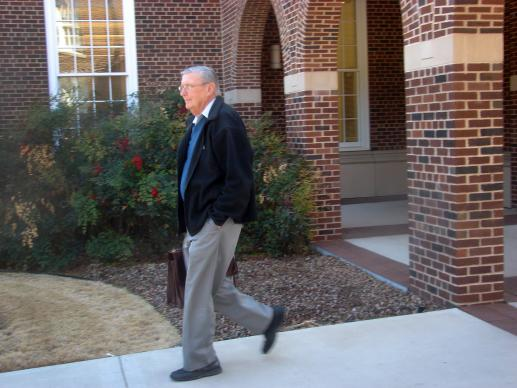 The Rev. Charles Curran has become a familiar figure at Southern Methodist University and its Perkins School of Theology, after 23 years as a professor. But these days, he says most of his undergraduate students don't know of his background as a Catholic priest who tangled with the Vatican.