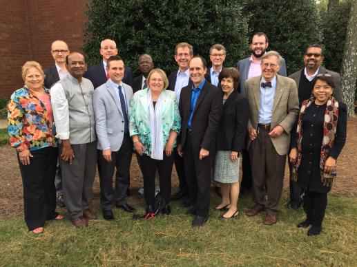 Members of The United Methodist Committee on Faith and Order