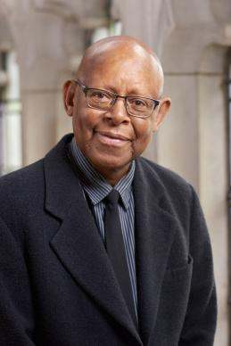 The Rev. Dr. James H. Cone in 2017