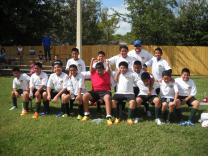 Soccer team - Chapelwood UMC - Houston