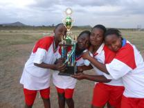 Kenya - football for slum youth