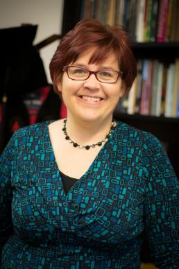 The Rev. Melanie Johnson-DeBaufre