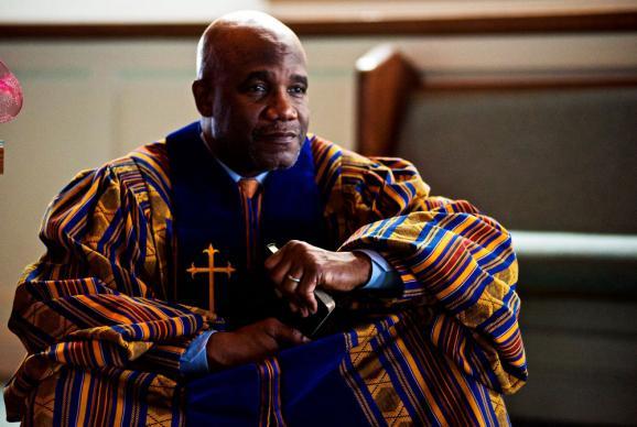 The Rev. D. Anthony Everett
