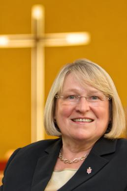 Bishop Rosemarie Wenner