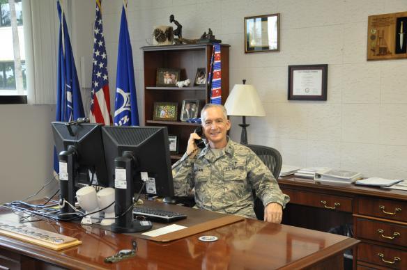 "Col. Steven Patrick ""Pat"" McCain"