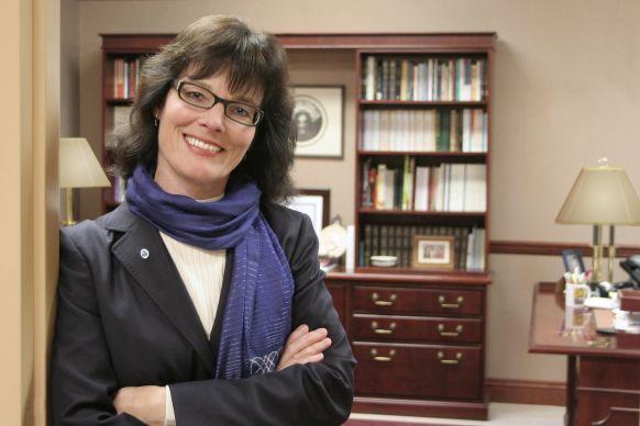 The Rev. Wendy Deichmann