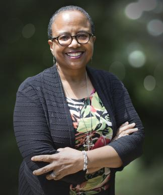 The Rev. Cheryl Jefferson-Bell