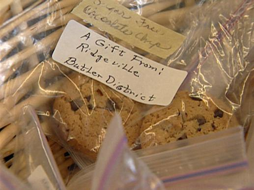 General Conference 2004: Food of Fellowship. Video still by United Methodist Communications