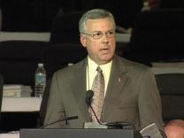 General Conference 2004: Living Into the Future. Video still by United Methodist Communications