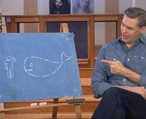 Chuck Knows Church explores the Bible story of Jonah and the Whale.