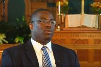 The Rev. Ronnie Miller-Yow is the chaplain at United Methodist Philander Smith College
