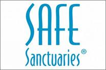 Safe Sanctuaries is an overt expression in making congregations safe places where children, youth, and elders may experience the abiding love of God and fellowship within the community of faith. Registered logo courtesy of Discipleship Ministries.