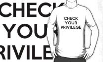 White Privilege photo illustration courtesy of the General Commission on Religion and Race.