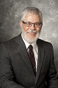 The Rev. Mark Stamm. Photo courtesy of Courtesy Perkins School of Theology