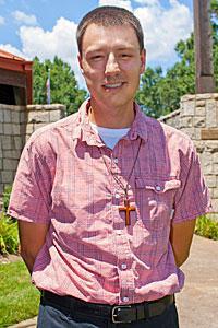 The Rev. Tim Drum. Photo courtesy of Kansas Wesleyan University