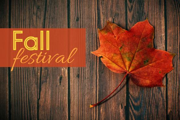 Fall festivals continue to be one of the popular ways that churches reach out to their communities. Background image by Lisa Fotios, Pexels.com. Illustration by Cindy Caldwell, United Methodist Communications.