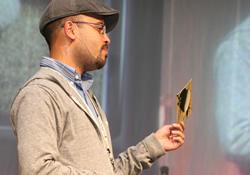 The Rev. Juan Huertas of Baton Rouge, La., speaks at Exploration 2011 about making a commitment to ordained ministry