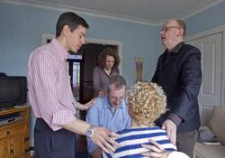 Missionaries in Belfast, Northern Ireland