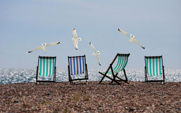 Vacations, warm weather and other summertime activities can distract even the most ardent churchgoers. Image by Steve Bidmead, Pixabay.com. CC0 Public Domain.